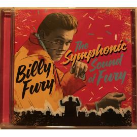 The Symphonic Sound Of Fury - Billy Fury