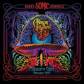 Fillmore East, February 1970 - The Allman Brothers Band