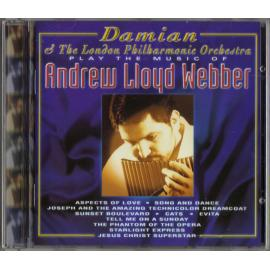 Play The Music Of Andrew Lloyd Webber - Damian Draghici