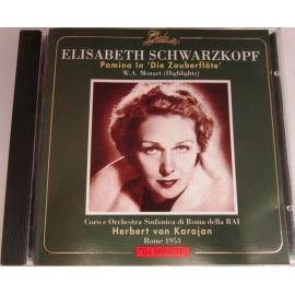 Sings Pamina In Die Zauberflote - Elisabeth Schwarzkopf