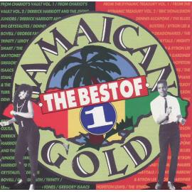 The Best Of Jamaican Gold 1 - Various Production
