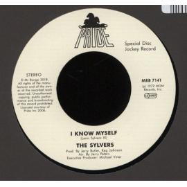 I Know Myself / Wish That I Could Talk To You - The Sylvers