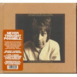 AndOarAgain - Alexander Spence