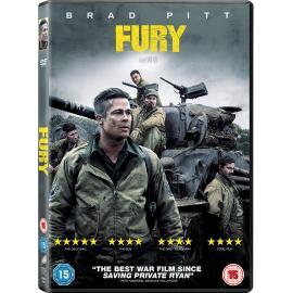 FURY (2014) - MOVIE