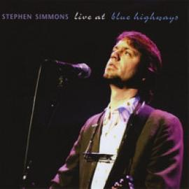 Live At Blue Highways - Stephen Simmons