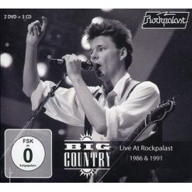 Live At Rockpalast 1986 & 1991 - Big Country