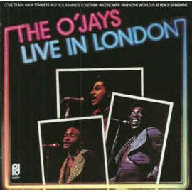 The O'Jays Live In London - The O'Jays