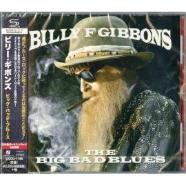 The Big Bad Blues - Billy Gibbons