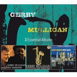 3 Essential Albums - Gerry Mulligan