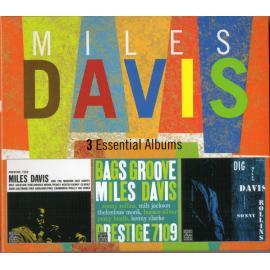 3 Essential Albums - Miles Davis