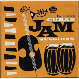 The Complete Cuban Jam Sessions - Various Production