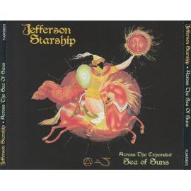 Across The Expanded Sea Of Suns - Jefferson Starship