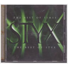 The Best Of Times: The Best Of Styx - Styx