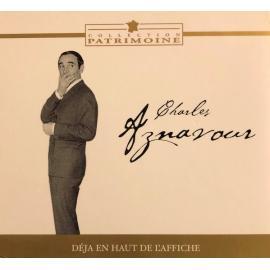 Déja En Haut De L'Affiche - Charles Aznavour