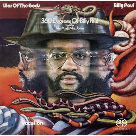 360 Degrees Of Billy Paul/War Of The Gods - Billy Paul