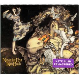 Never For Ever - Kate Bush