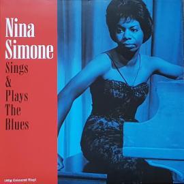 Sings & Plays The Blues - Nina Simone