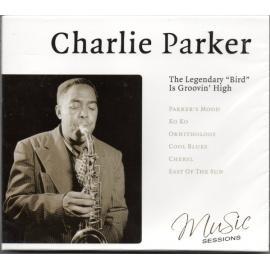 "The Legendary ""Bird"" Is Groovin' High - Charlie Parker"
