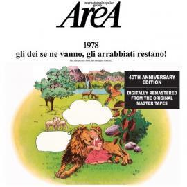1978, Gli Dei Se Ne Vanno, Gli Arrabbiati Restano! - Area