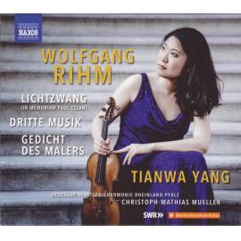 Lichtzwang (In Memoriam Paul Celan) / Dritte Musik / Gedicht Des Malers - Wolfgang Rihm