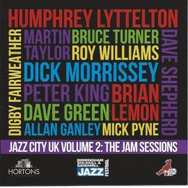 Jazz City UK Volume 2: The Jam Sessions - Humphrey Lyttelton