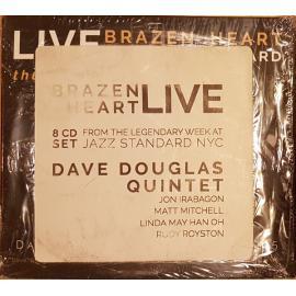 Brazen Heart Live at Jazz Standard NYC - Dave Douglas Quintet