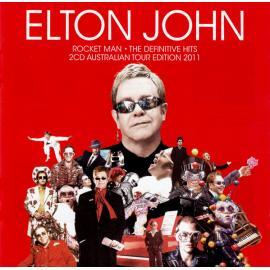 Rocket Man: The Definitive Hits - Elton John