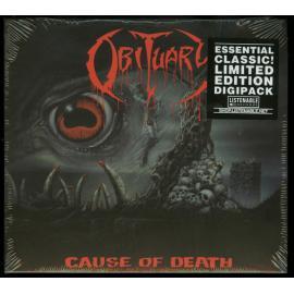 Cause Of Death - Obituary
