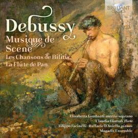 Musique de Scène, Chansons de Bilitis-La Flute de Pan - Claude Debussy