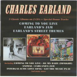 Coming To You Live / Earland's Jam / Earland's Street Themes - Charles Earland