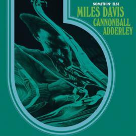 Somethin' Else - Miles Davis