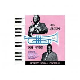 Louis Armstrong Meets Oscar Peterson - Louis Armstrong