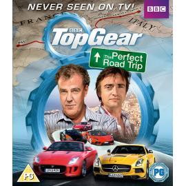 TOP GEAR: PERFECT ROAD.. - TV SERIES