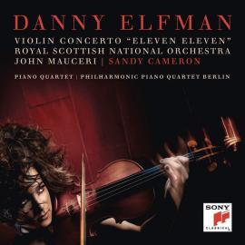 """Violin Concerto """"Eleven Eleven"""" - Danny Elfman"""