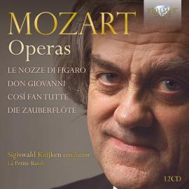 OPERAS -BOX SET- - W.A. MOZART