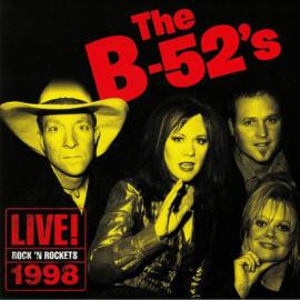 Live At Rock 'N Rockets - The B-52's