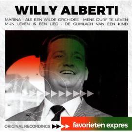 Favorieten Expres - Willy Alberti