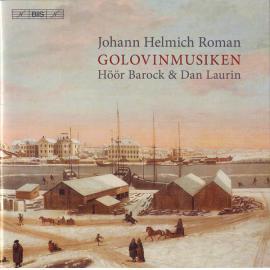Golovinmusiken - Johan Helmich Roman