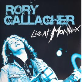 Live At Montreux - Rory Gallagher