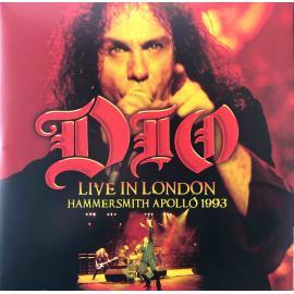 Live In London: Hammersmith Apollo 1993 - Dio