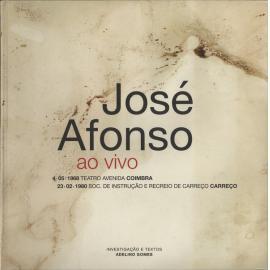 Ao Vivo - José Afonso