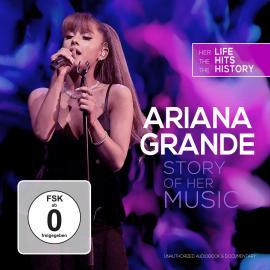 STORY OF HER.. -CD+DVD- - ARIANA GRANDE
