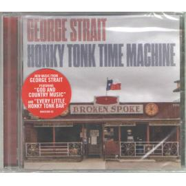 Honky Tonk Time Machine - George Strait