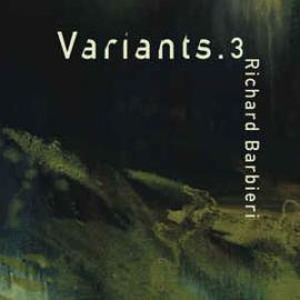 Variants.3+4 - Richard Barbieri