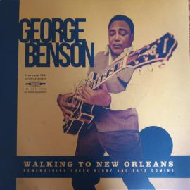 Walking To New Orleans (Remembering Chuck Berry And Fats Domino) - George Benson