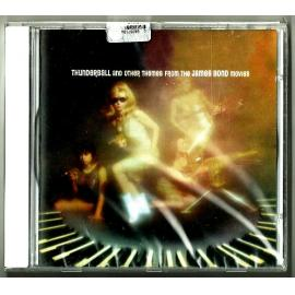 Thunderball And Other Themes From The James Band Movies - Starlite Orchestra & Singers