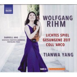 Lichtes Spiel / Gesungene Zeit / Coll'arco - Wolfgang Rihm