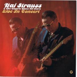 Live In Concert - Kai Strauss & The Electric Blues All Stars