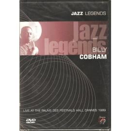 Live At The Palais Des Festivals Hall Cannes 1989 - Billy Cobham