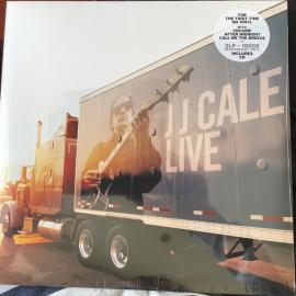 Live - J.J. Cale